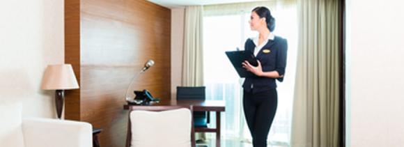 gouvernante nettoyage hotel louisiane proprete